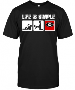 Georgia Bulldogs: Life Is Simple