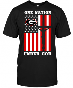 Georgia Bulldogs - One Nation Under God