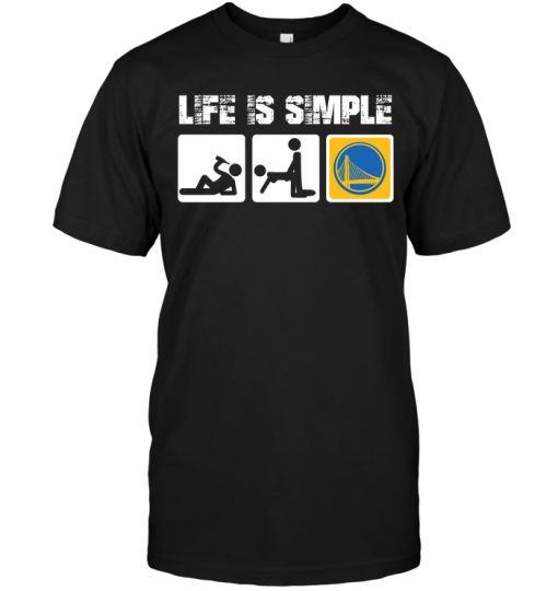 Golden State Warriors: Life Is Simple
