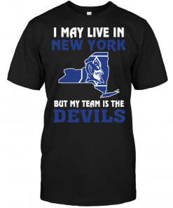 I May Live In New York But My Team Is The Duke Blue Devils