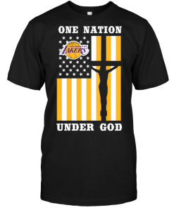 Los Angeles Lakers - One Nation Under God