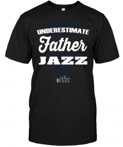 Never Underestimate A Father Who Is Also A Jazz Fan