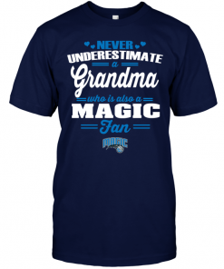 Never Underestimate A Grandma Who Is Also A Magic Fan