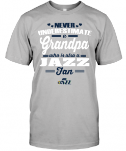 Never Underestimate A Grandpa Who Is Also A Jazz Fan