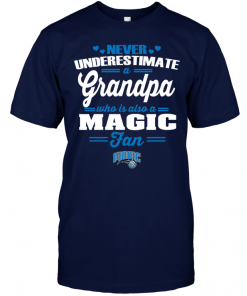 Never Underestimate A Grandpa Who Is Also A Magic Fan