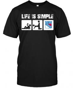 New York Rangers: Life Is Simple