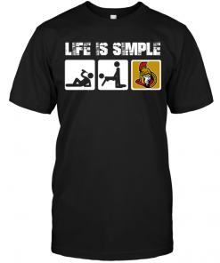 Ottawa Senators: Life Is Simple