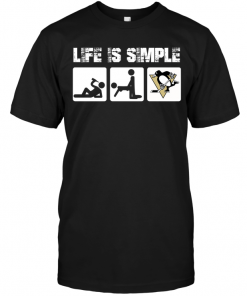 Pittsburgh Penguins: Life Is Simple