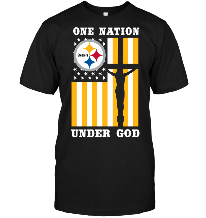 Pittsburgh Steelers - One Nation Under God