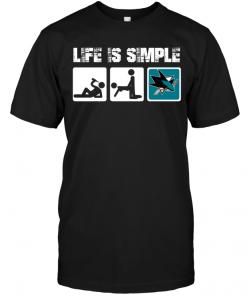 San Jose Sharks: Life Is Simple