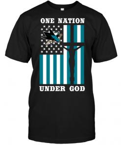 San Jose Sharks - One Nation Under God