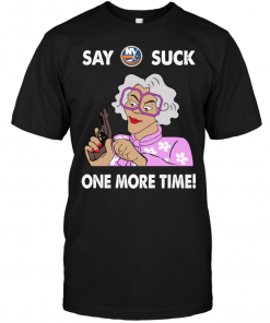 Say New York Islanders Suck One More Time
