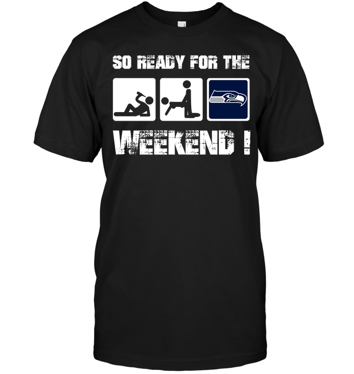 Seattle Seahawks: So Ready For The Weekend !