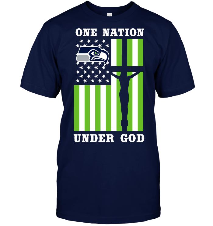Seattle Seahawks - One Nation Under God