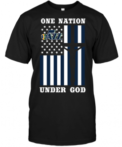 Utah Jazz - One Nation Under God