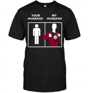 Alabama Crimson Tide: Your Husband My Husband