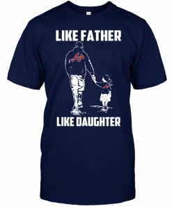 Atlanta Braves: Like Father Like Daughter