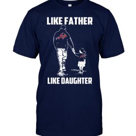 Atlanta Braves: Like Father Like Daughter