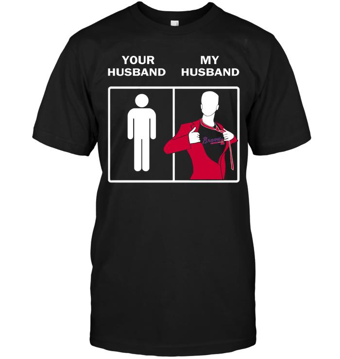Atlanta Braves: Your Husband My Husband