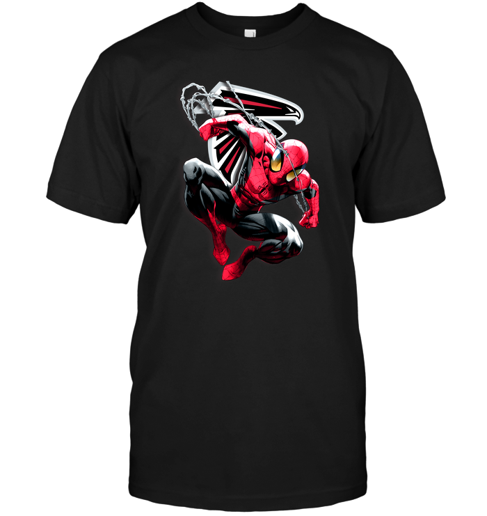 Spiderman: Atlanta Falcons