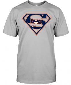 Superman: Auburn Tigers