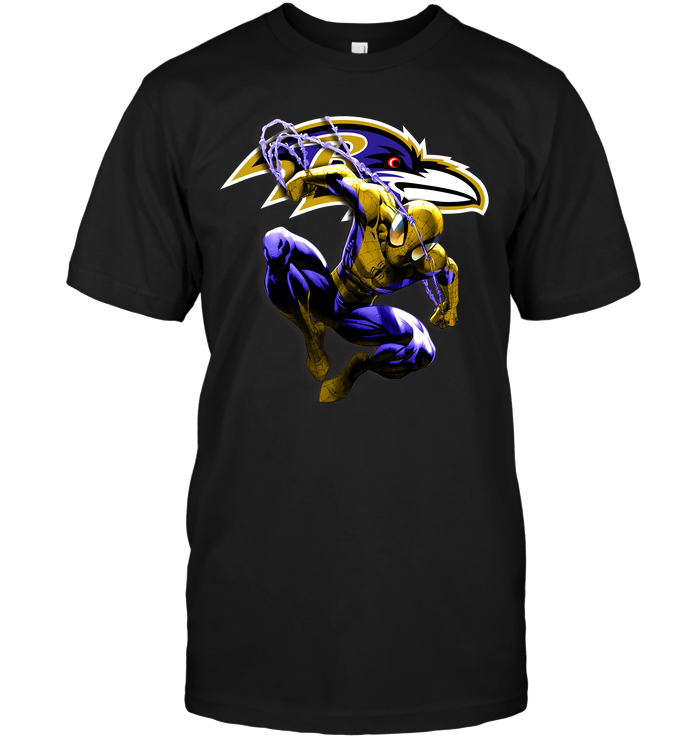 Spiderman: Baltimore Ravens