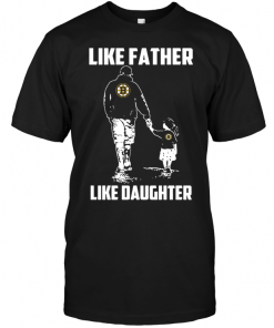 Boston Bruins: Like Father Like Daughter