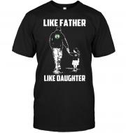 Boston Celtics: Like Father Like Daughter