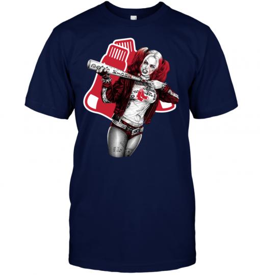 Harley Quinn: Boston Red Sox