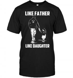 Brooklyn Nets: Like Father Like Daughter