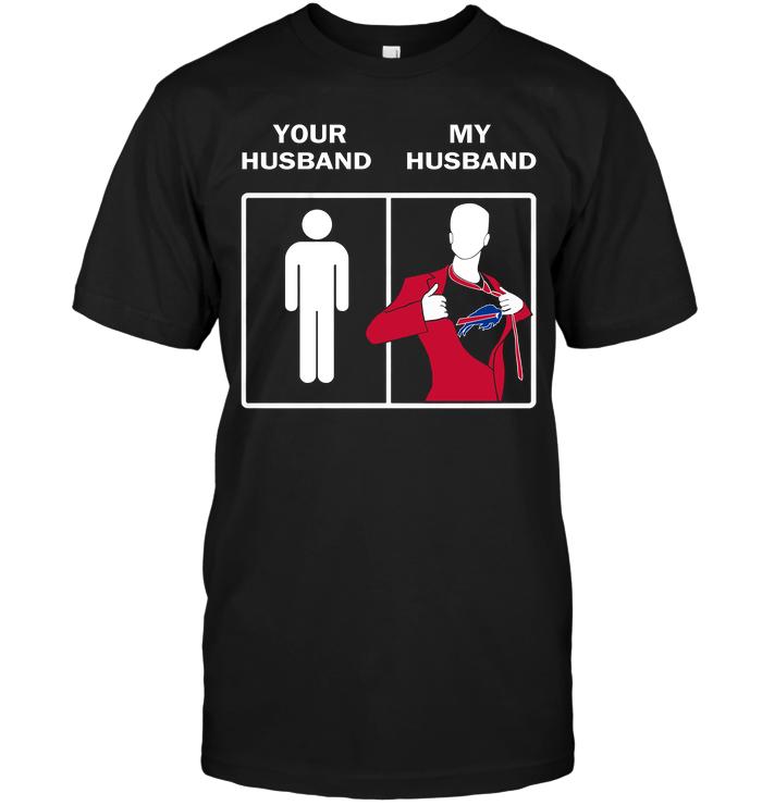 Buffalo Bills: Your Husband My Husband