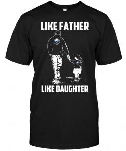 Buffalo Sabres: Like Father Like Daughter