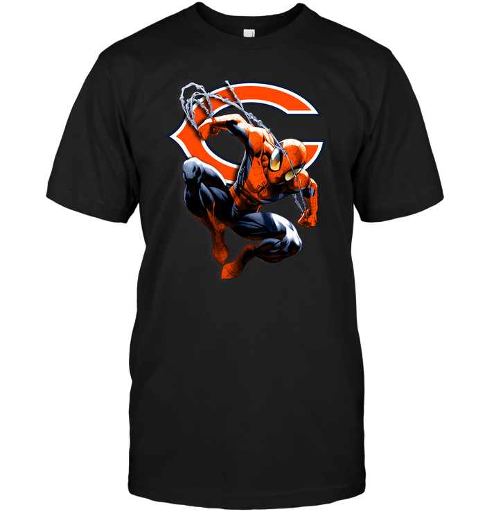 Spiderman: Chicago Bears