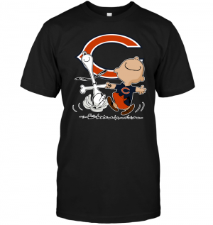 Charlie Brown & Snoopy: Chicago Bears