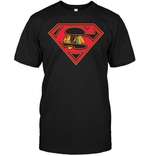 Superman: Chicago Blackhawks