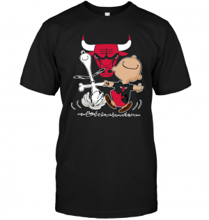 Charlie Brown & Snoopy: Chicago Bulls
