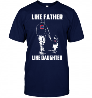 Chicago Cubs: Like Father Like Daughter