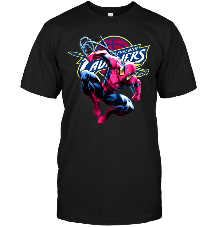 Spiderman: Cleveland Cavaliers