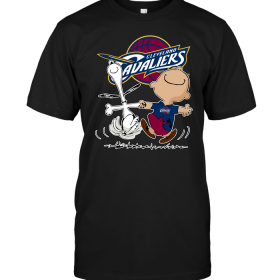 Charlie Brown & Snoopy: Cleveland Cavaliers