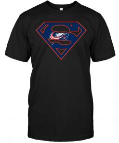 Superman: Columbus Blue Jackets