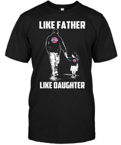 Detroit Pistons: Like Father Like Daughter
