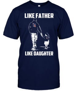 Detroit Tigers: Like Father Like Daughter