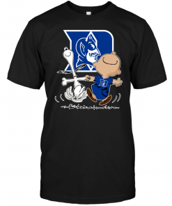 Charlie Brown & Snoopy: Duke Blue Devils