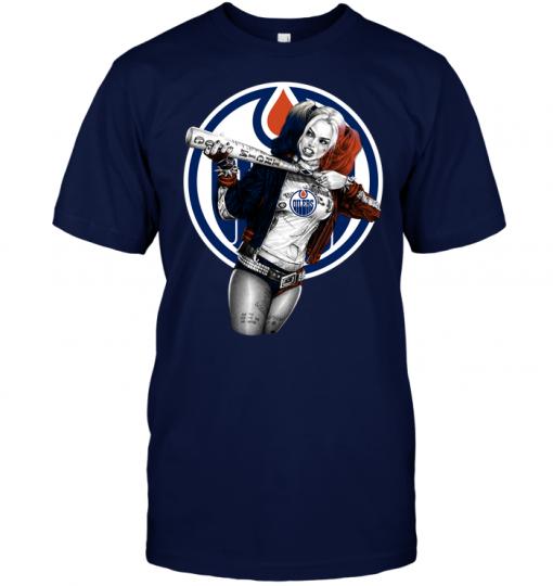 Harley Quinn: Edmonton Oilers