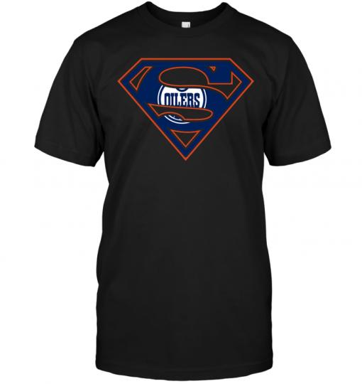 Superman: Edmonton Oilers