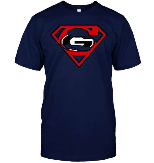 Superman: Georgia Bulldogs