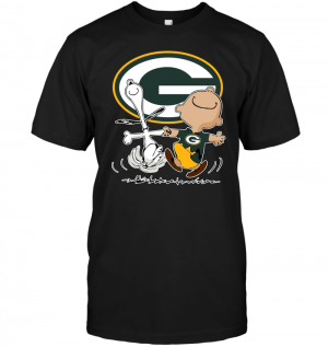 Charlie Brown & Snoopy: Green BCharlie Brown & Snoopy: Green Bay Packersay Packers