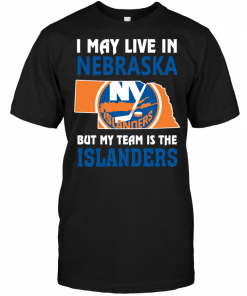 I May Live In Nebraska But My Team Is The Islanders
