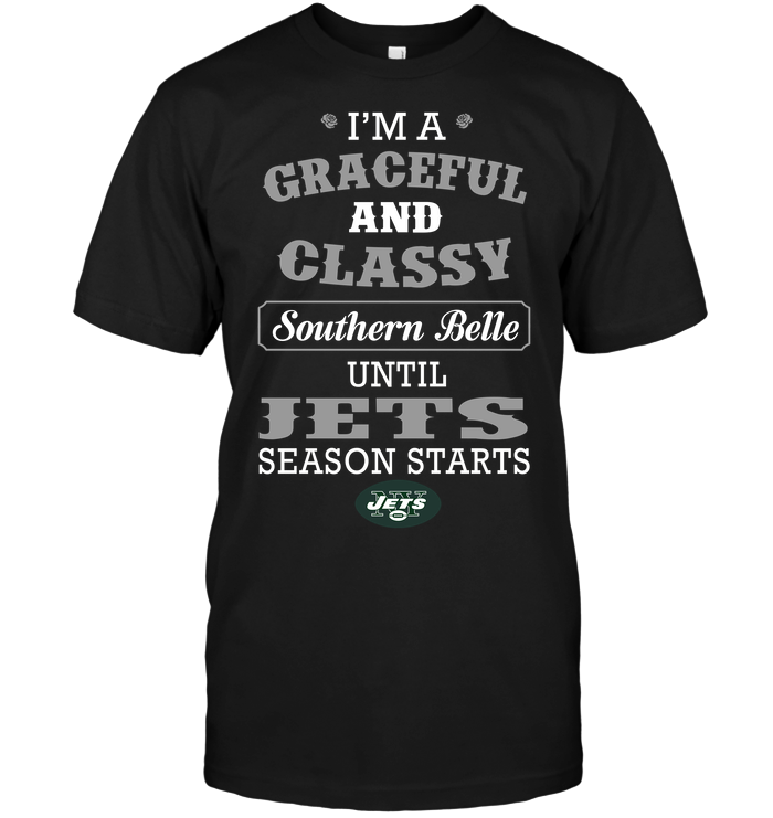 I'm A Graceful And Classy Southern Belle Until Jets Season Starts