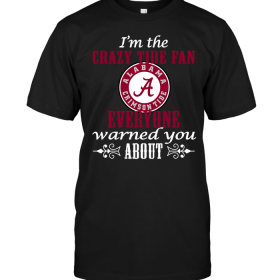 I'm The Crazy Tide Fan Everyone Warned You About